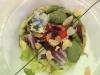 Салат с грушами, авокадо и сыром рокфор от шеф-повара
