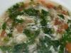 Куриный суп с яйцом от домохозяйки