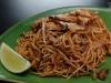 Лапша с курицей и грибами по-китайски от шеф-повара