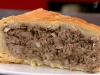 Страсбургский пирог из «Евгения Онегина» от домохозяйки
