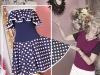 Приталенное платье-юбка