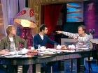 Гости программы - американский актер Микки Рурк и телеведущий Валдис Пельш