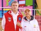 В шестой игре сезона принимает участие ко12870 манда «Поющие сердца» во главе с капитанами Сергеем Жигуновым и Лаймой Вайкуле.