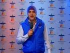Гость специального олимпийского  выпуска программы - фигурист и депутат Антон Сихарулидзе.