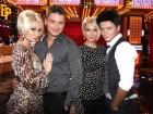 В новогоднем выпуске «Большой разницы» ведущие шоу будут награждать своих гостей знаменитыми Золотыми Тормашками