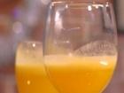 Смак. Шампанское с фруктовым мороженым от Татьяны Веденеевой