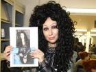 В выпуске шоу пародий «Большая разница» зрители увидят великолепную Нонну Гришаеву,.. если только смогут узнать ее под гримом певицы Шер