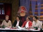 В гостях у «Прожектоперисхилтон» телеведущие Ильдар Жандарев и Борис Берман, а также группа «Земляне», исполнившая бессмертный хит «Трава у дома»