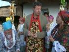Этнопарк; «пьяный стол»; вергуны; макитра; квашенная капуста