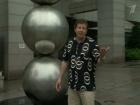 Йога смеха; мазанка; громоотвод; странные памятники; вологодское кружево