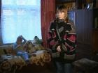 В программе «ЖКХ» - телеведущая Татьяна Арно помогает многодетной семье, которая почти шесть лет живет в доме без отопления, воды и канализации