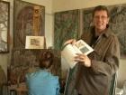 Горный сыр. Картина из пуха. Кикбоксинг. Круглая башня. Мытье слонов