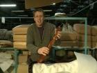 Выставка «С Новым Годом». Мебель из пенополиуретана. Телефонд. Бархатный Элвис. Чертово колесо