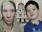 В студии «Пусть говорят» - восьмилетний Артем, которого разлучили с тяжелобольной, но очень любимой мамой
