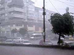 В Румыниии не прекращаются дожди