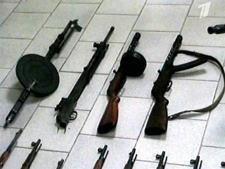 Оружие второй мировой войны найдено в