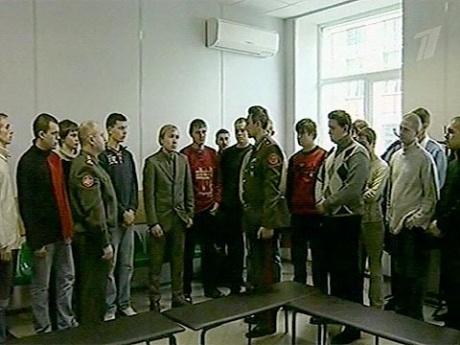 России начался осенний призыв в армию