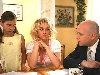 Игорю, что ребенок, которого Игорь так ждет, возможно, не Татьяни…