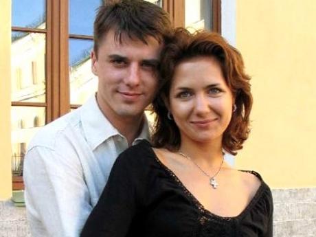 Екатерина Климова боится потерять мужа PR20090325143513