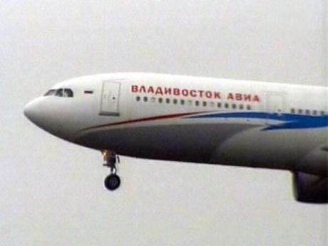 В московском аэропорту `Внуково` приземлился аэробус `А-330` из Владивостока.  Как сообщает ИТАР-ТАСС, посадка прошла...