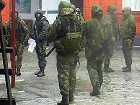 Боевик уничтожен в ходе перестрелки с полицейскими на Ставрополье
