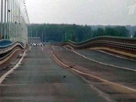 Мост через Волгу в Волгограде, закрытый 20 мая из-за сильных колебаний, будет вновь открыт во вторник, 25 мая.