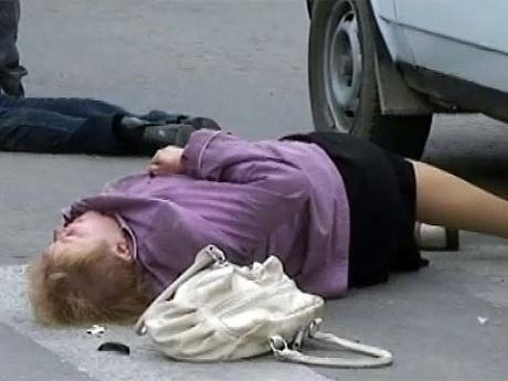Серьезная авария в центре Екатеринбурга, 7 человек пострадали