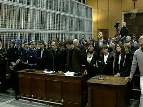 В Италии завершился громкий судебный процесс по делу ''миланских врачей''