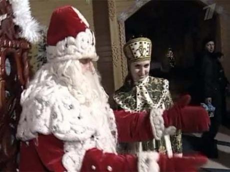 За сколько рублей шьют костюм деда мороза