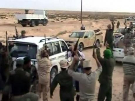 В ливии армия каддафи готовится к