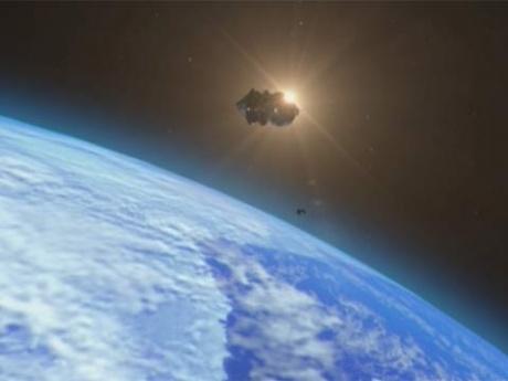 Открытый космос открытый космос