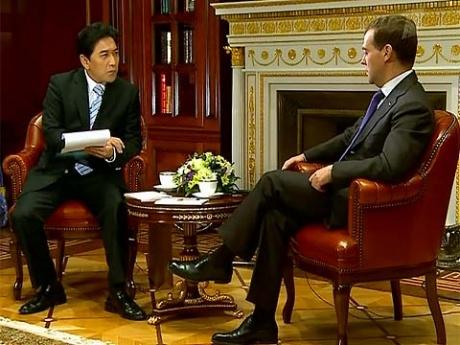 Правила поведения в интернете от Медведева