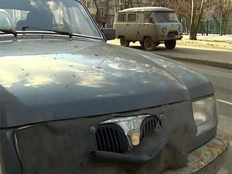 автотранспортное средство БРТС