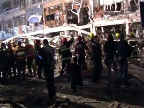 В Израиле расследуют обстоятельства мощного взрыва, прогремевшего ночью в жилом доме города Нетания