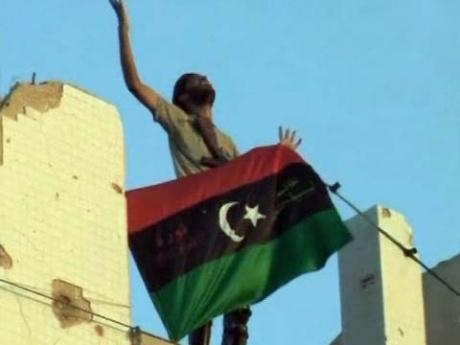 Все внимание мировых СМИ в эти минуты приковано к Ливии