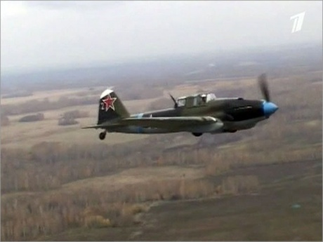 Самолёт У-2 в Самаре. PR20111027213005