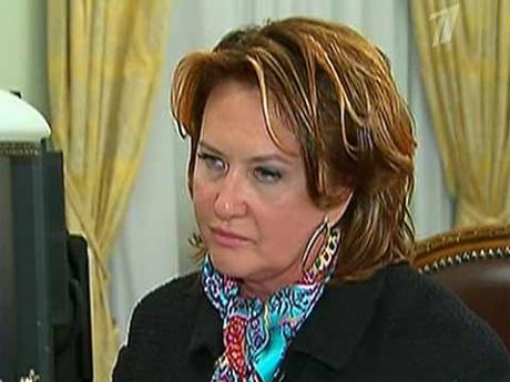 Елена Скрынник, муж - без макияжа. ру