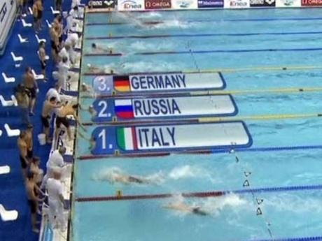 Сборная России завоевала 4 медали в первый день Чемпионата ...: http://1tv.ru/news/sport/193350