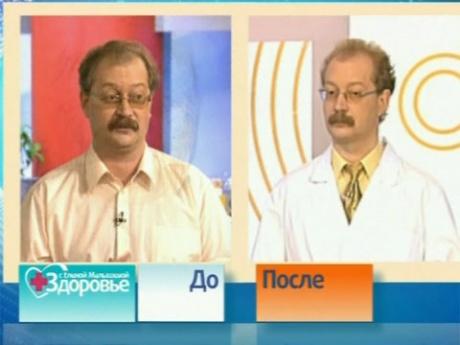 Андрей Продеус за 4,5 месяца похудел на 20 кг