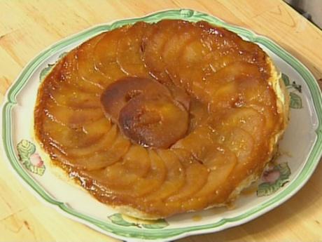 Кулинарная рубрика ''Вся соль'': пирог Тарт Татен