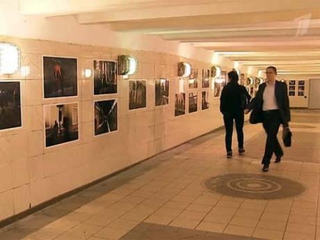 В самые настоящие музеи превратились обычные подземные пешеходные переходы в центре Москвы