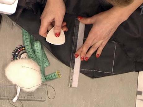 Дешево и сердито: Сумка из сломанного зонта 27.11.12 онлайн бесплатно как сделать из зонта сумку как сшить сумку из...