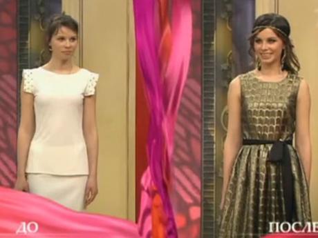 Фото женщин до и после стилиста