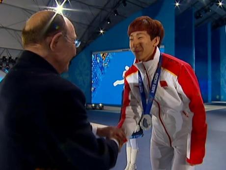 В Сочи проходит церемония награждения спортсменов-победителей