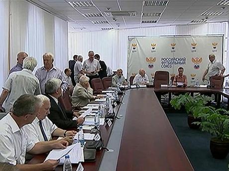 В РФС подводят итоги выступления нашей сборной на Чемпионате мира