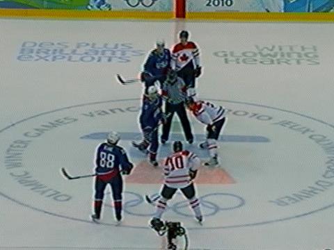 Хоккей финал канада сша видео