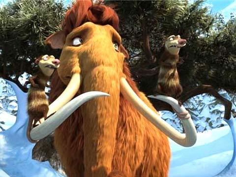 Ледниковый период - смотреть мультфильм онлайн