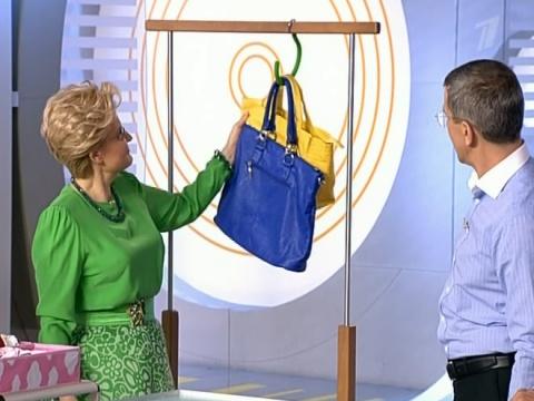 Своими руками вешалка для сумок