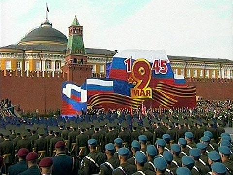 Генеральная репетиция Парад Победы