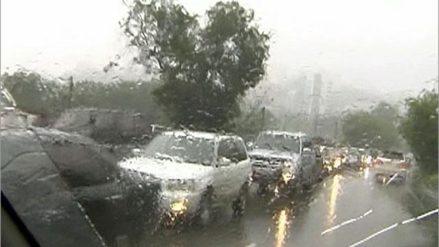 В Приморье объявлено штормовое предупреждение на 3-4 мая